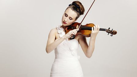 Jennifer Pike is in demand as a soloist with top orchestras worldwide © Tom Barnes