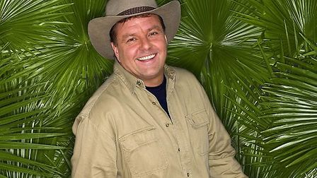 Somerset Life columist and TV presenter Martin Roberts is the latest celebrity to join the jungle ©