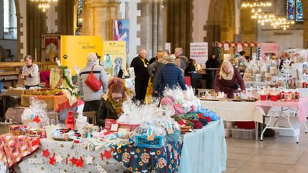 Get into the festive spirit at the Christmas Market in Great Yarmouth Minister