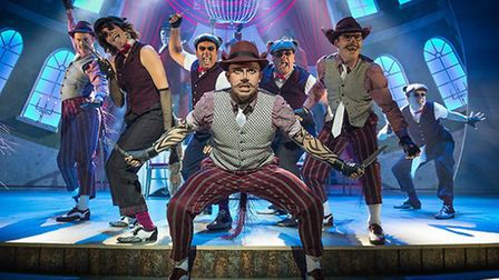 Wind in the Willows at The Lowry