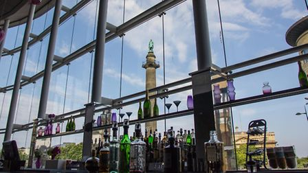 Stunning views from the bar