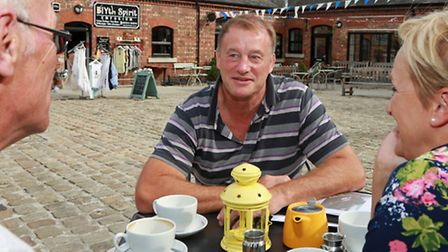 Nick Eckersley, manager of The Wharf