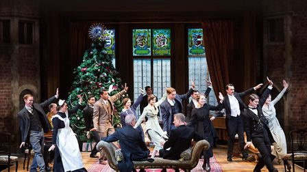 Love Labours Lost and Much Ado About Nothing in Manchester Image RSC Manuel Harlan