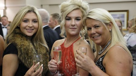 Emily Day, Annabelle Lacey and Sarah Rockliffe