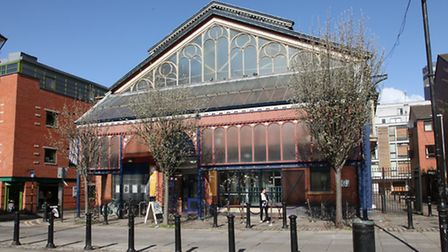 The Manchester Craft and Design Centre