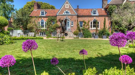 Grab a little bit of peace and quiet in the heart of Norfolk