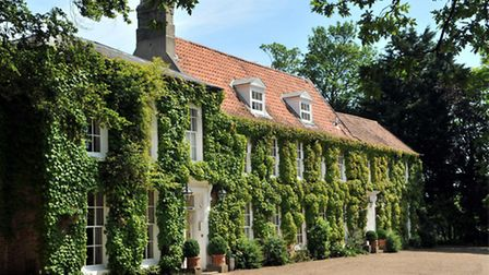 A romantic hideaway just 5 miles from Norwich