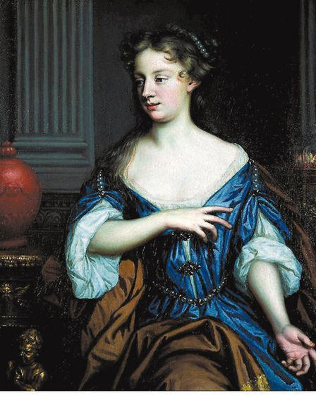 Mary Beale, 1632 - 1697: Self Portrait, c.1675. edp 15/12/05 This image should be credited to S