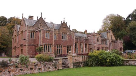 Halsway Manor is famous for its folk music