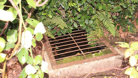 The Blind Well is one of several fairy wells in the Quantocks