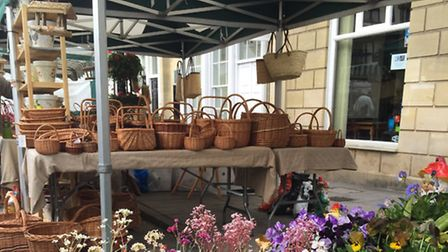 Pick up some goodies at Wells market