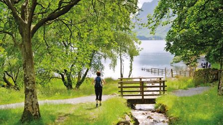 The Lake District is easily accesible from Cartmel