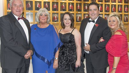 Ray Reville-Johnson, Val Charlesworth, Tash Neal, Chris Williams and Leigh Williams