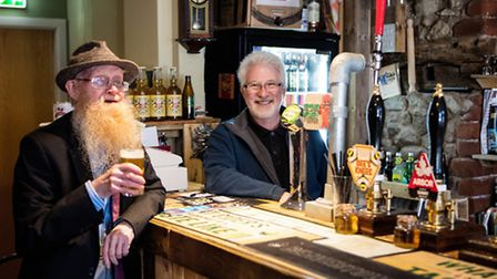 Roland and Philip The Ale House