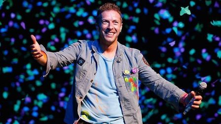Chris Martin (Photo by Shane Wenzlick/Getty Images)