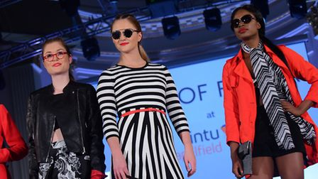 Norwich Fashion Week Mercedes-Benz of Norwich Retailers Show 2016 at Open (photo by Simon Finlay)