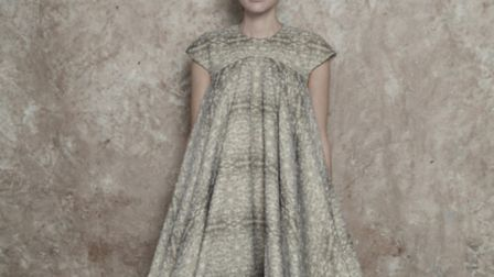 Nicolas Marcs graduate collection from 2014 (photo: Megan Duffield)