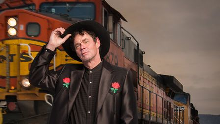 Rich Hall's Hoedown - 9 March: Join Rich and his virtuoso musical mates for a mash-up of music and c