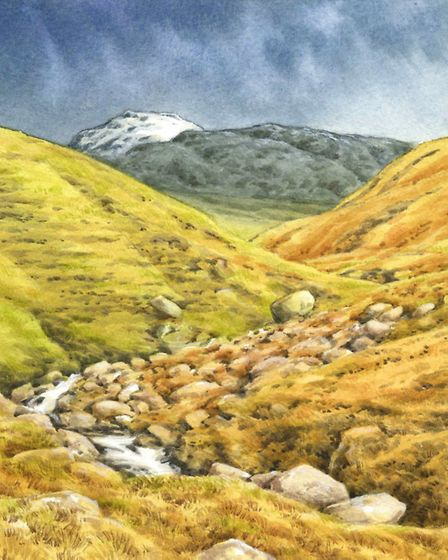 Red Pike, Andy Beck