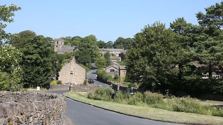 Downham in the Ribble Valley