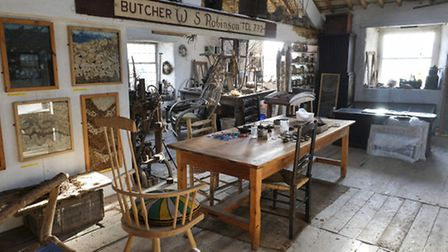 A wide range of artists are drawn to the mill