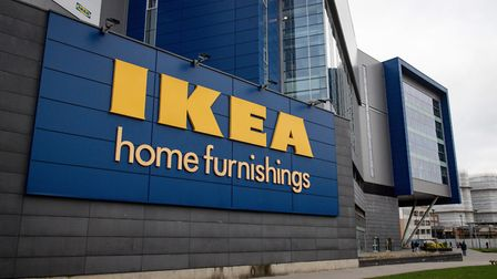 The IKEA store in Coventry, which is to close later this year. Photograph: Jacob King/PA Wire.