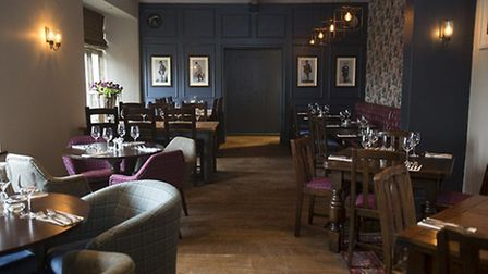 Wine and dine your loved one in the intimate surroundings of the Devonshire Arms, Long Sutton