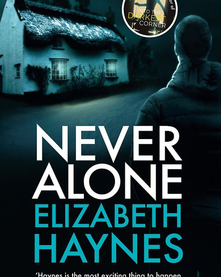 Elizabeth Haynes' latest book Never Alone