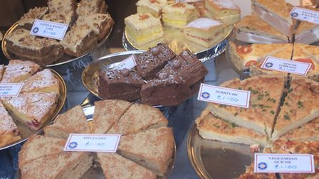 Grab a slice of pie from Silver Street Dairy