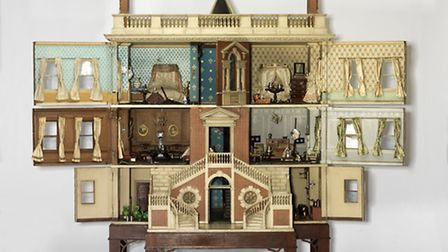 Tate Baby House, England, 1760 (© Victoria and Albert Museum, London)
