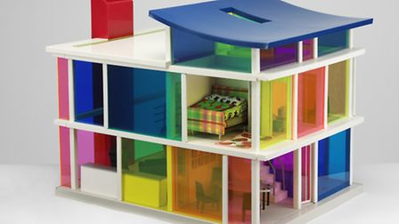 Kaleidoscope House, Laurie Simmons, Peter Wheelwright and Bozart, USA, 2001 (© Victoria and Albert M