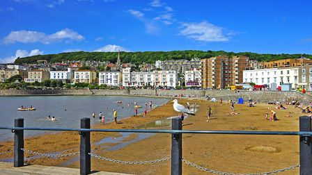 Weston-Super-Mare (c) P J Photography / Shutterstock