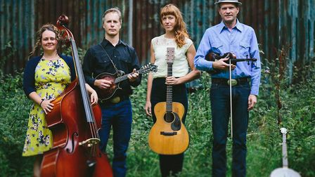 Foghorn Springband bring American roots music to Corfe and Portesham