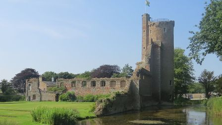 Caister Castle was once owned by the Paston family (photo: Rob Knee)