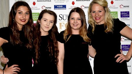 Suffolk Food and Drinks Awards 2017 The glittering East Anglian Daily Times Suffolk Food and Drink