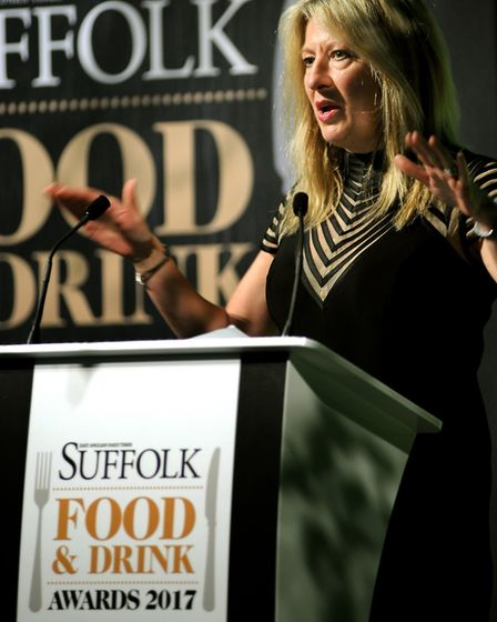 The glittering East Anglian Daily Times Suffolk Food and Drink Festival 2017 held at Wherstead Park