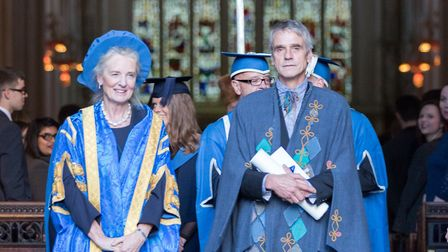 Jeremy is the first Bath Spa University chancellor