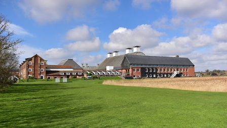Realising Britten's vision of a creative campus at Snape Maltings.