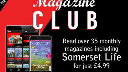 Magazine Club - Somerset Life