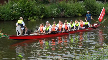 Take to the water at the Dragon Boat Race or stay on dry land and watch