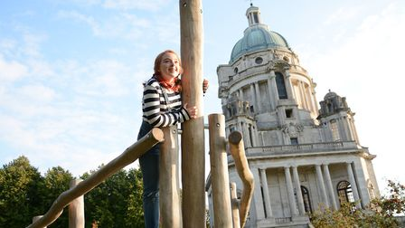 The Dukes walkabout theatre production will be Treasure Island in Lancaster's Williamson Park