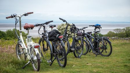 Views from the Bay Cycle Way