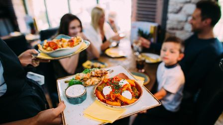 Great dining options at Ribby Hall Village