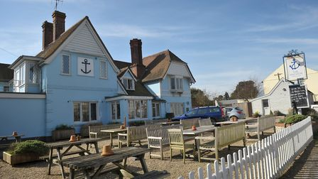 The Anchor, Walberswick (photo: Sarah Lucy Brown)
