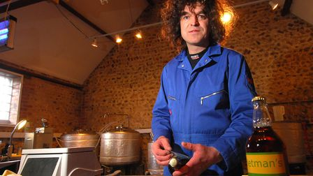 Micro brewery owner Peter Yetman (photo: Simon Finlay)