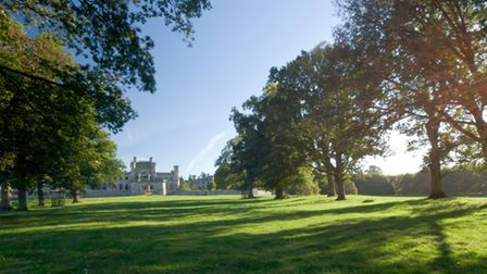 Lowther Castle by Dave Willis, Cumbria Tourism