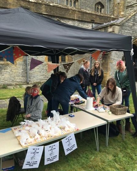 The Love Somerton May Fayre