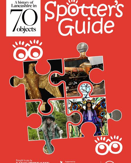 Download your Lancashire 70 Spotters Guide below