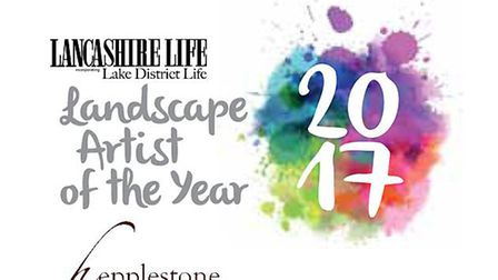 Lancashire Life Landscape Artist of the Year competition