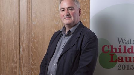 Chris Riddell has been Britain's Children's Laureate for the past two years (photo: Tom Pilston)